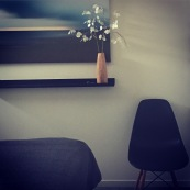 Cozy treatment rooms