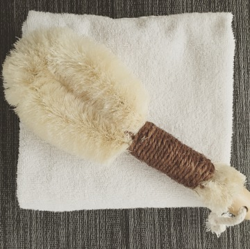 Dry brushing Treatments are available