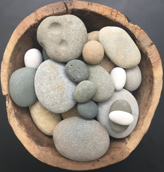 Hand chosen stones for every treatment